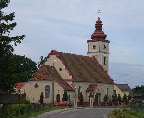 Parafia Rzymskokatolicka p.w. Św. Marcina w Łebczu