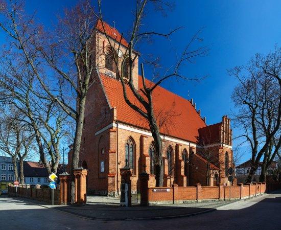 Parafia Rzymskokatolicka św. Apostołów Piotra i Pawła w Pucku