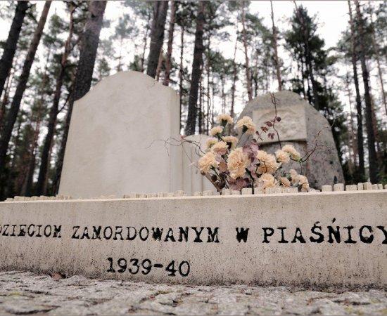 Piaśnica - cmentarz i ścieżka edukacyjna
