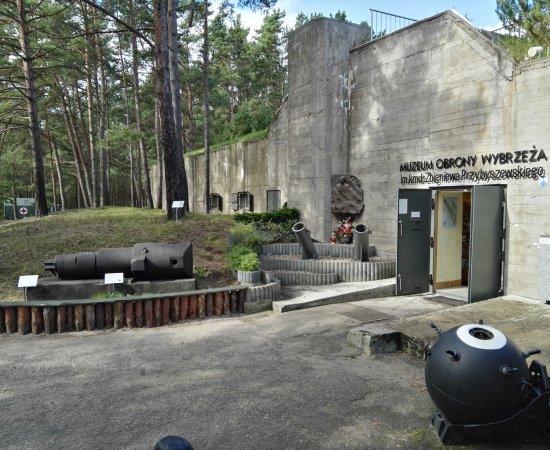 Muzeum Obrony Wybrzeża w Helu