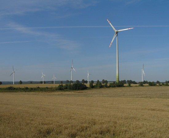 Farma wiatrowa GNIEŻDŻEWO
